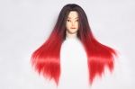 Ritzkart soft Hair dummy for Practice / Cutting / styling / Makeup For Trainers