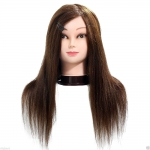 Ritzkart Professional 27 Inch Long Human Hair Dummy For All Purpose