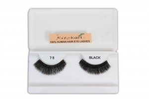 RITZKART 100%human hair eyes Lashes Extension for Natural look all model available (79)