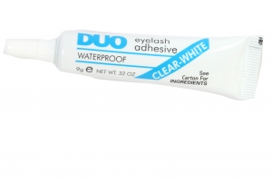 Ritzkart Eyelash Waterproof Clear and White Adhesive/Glue