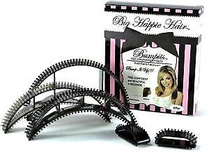 Ritzkart imported new brand 5 piece Bumpits Big Happie Hair clip for any style