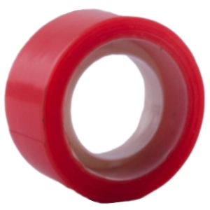RITZKART Double sided transparent Tape For Attach Hair Patch/Wig (10 meter red tape)