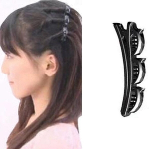 RITZKART DIY French Braid Twist Hair Styling Braider Tool Clip Holder Fashion Clip Maker
