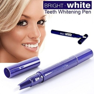 RITZKART 1PC Teeth Whitening Pen For Bright White Tooth/Cleaning/Bleaching Gel Dental Whitening System Tooth/Bleach Remove Stains Pen 2.5ml
