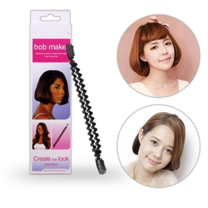 Ritzkart BOB Maker Styling Tools Flexible Roller Twist Clip Stick Long to Short Hair