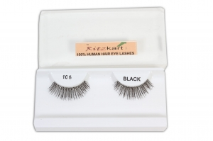 RITZKART 100%human hair eyes Lashes Extension for Natural look all model available (105)