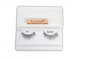 RITZKART 100%human hair eyes Lashes Extension for Natural look all model available (117)
