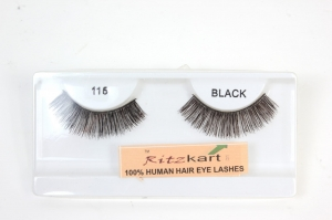 RITZKART 100%human hair eyes Lashes Extension for Natural look all model available (115)