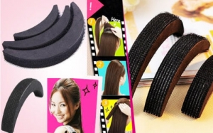 RITZKART imported Volume Hair Base Foam Bumpits for more fashionable Style