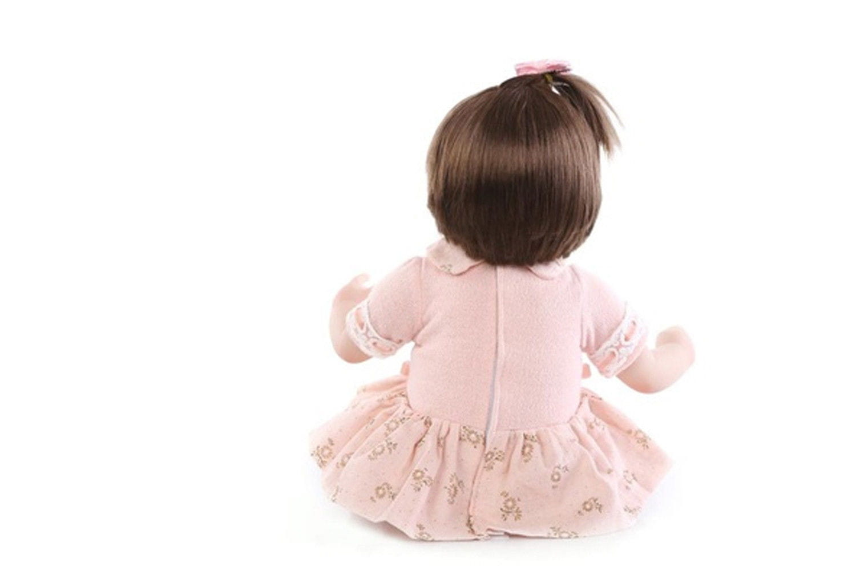 45 To 50 Cm New Born Baby Dolls Soft Reborn Skin Care Baby